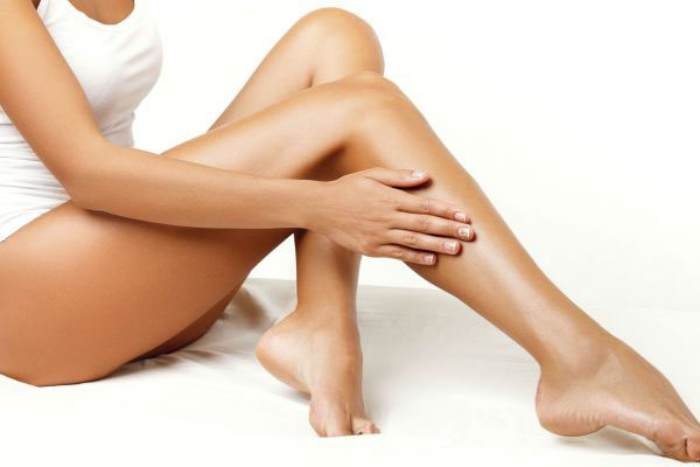 Mujer piernas