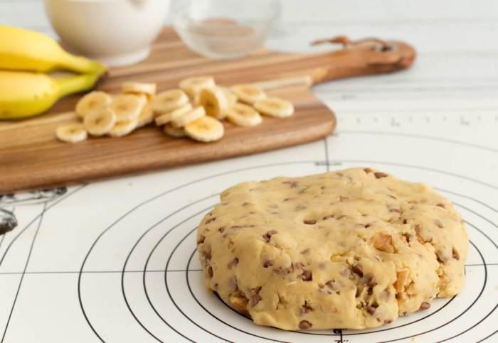 Preparación galletas