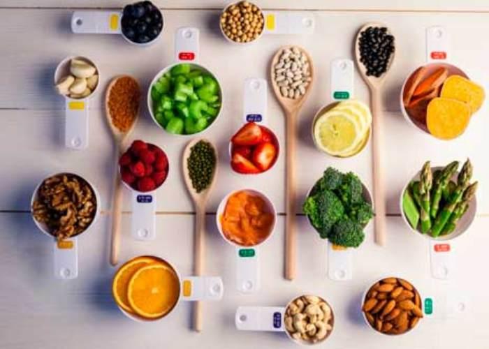 Alimentos ricos nutrientes