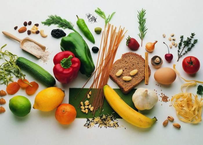 Varios alimentos