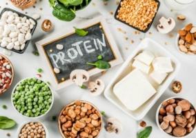 Alimentos proteína