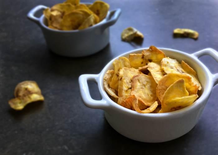 Chips plátano