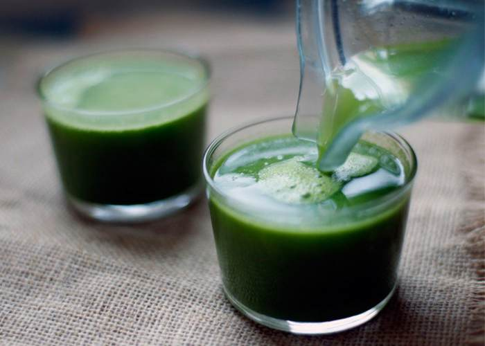 Shot verde