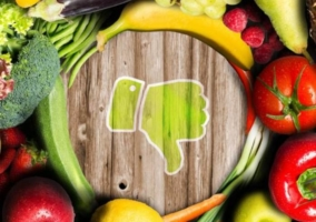 Alimentos antinutrientes