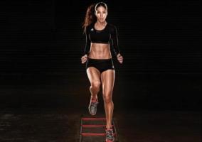 Entrenar escalera agilidad