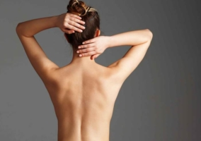 Mujer espalda