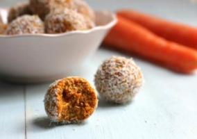 Trufas zanahoria