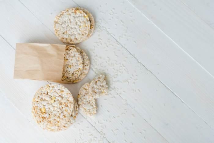 Tortitas arroz inflado