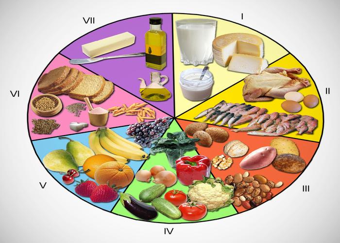 Es importante tener en mente este esquema de alimentación, para tomar decisiones acertadas en materia de alimentación.