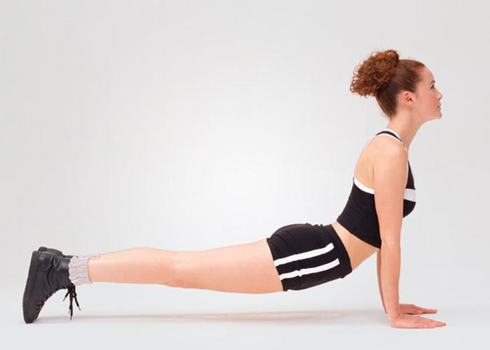 Abdominales oblicuos ejercicios mujer