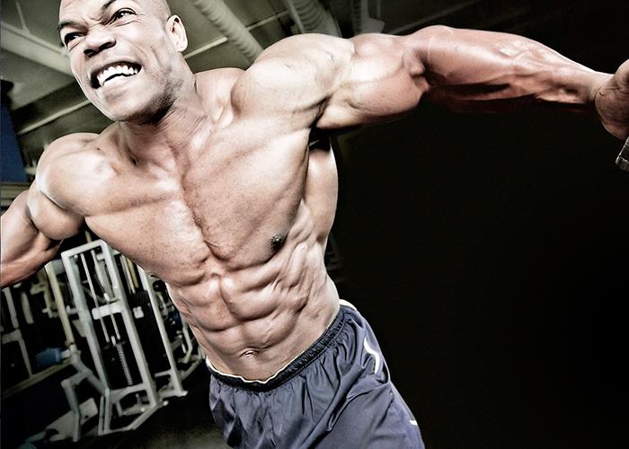 Rutina un musculo por dia volumen